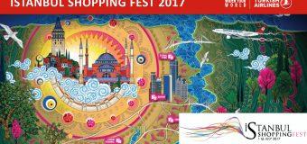 Istanbul Shopping Fest 2017!