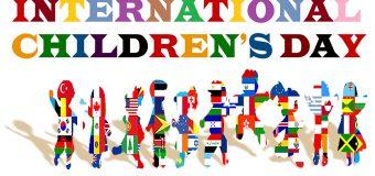 Holiday Service поздравляет всех с Днем Защиты Детей!