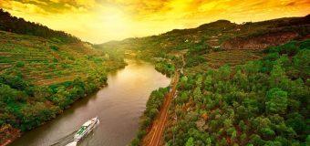 Легенды долины реки Доуру.