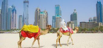 Десять удивительных мест в невероятном городе Дубае!
