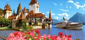 Экскурсионный тур по Швейцарии! Дата заезда: 18.08. 2018!