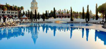Почувствуйте себя султаном в Swandor Hotels & Resorts Topkapı Palace!