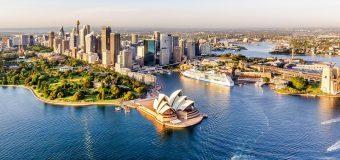 Новый Год в Австралии!