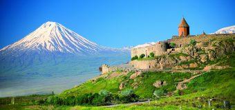 Новый год — новая страна! На этот раз предлагаем слетать на пару дней в Армению.
