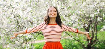 Где самая красивая весна?