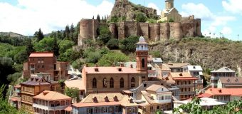 Авиарейсы Turkish Airlines из Кишинева в Тбилиси и обратно