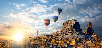 """Новинка от """"Holiday Service"""" — Любимая нами Турция на зимний период: туры в Каппадокию!"""
