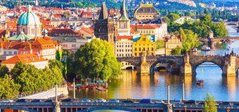 Экскурсионный тур «Шедевры Западной и Восточной Европы»! Программа с посещением 8 стран!